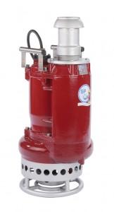 SPT 80R - SPT 150R dompelpompen met woelkop