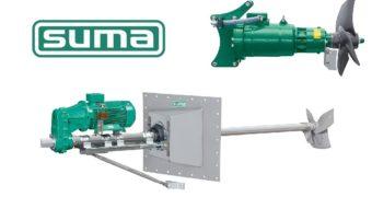 SUMA Biogas installaties :